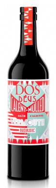 Dos Deus Nordic Mulled Vermouth